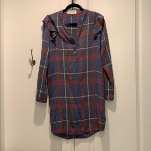 Anthropologie Cloth and Stone shirt dress